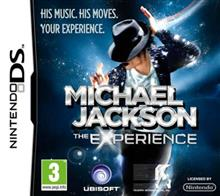 Michael Jackson The Experience Nintendo Ds