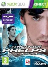 Michael Phelps Push The Limit (Kinect) Xbox360