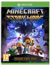 Minecraft Story Mode A Telltale Game Series Season Disc Xbox One