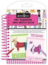 Mini Agenda Fashion Design Animale De Companie - Fashion Angels
