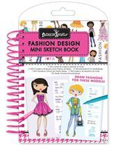 Mini Agenda Fashion Design - Fashion Angels