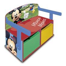 Mobilier 2 In 1 Pentru Depozitare Jucarii Mickey Mouse