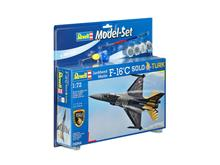 Model Set F-16 C Solo Tãœrk - Revell 64844