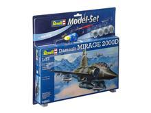 Model Set Revell Mirage 2000D