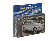 Model Set Revell Vw Beetle Limousine 68