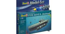 Model Set U-Boot Type Xxviib
