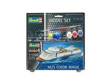 Model Set - Vaporul M/S Color Magic - Rv65818