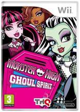 Monster High Ghoul Spirit Nintendo Wii