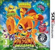 Moshi Monsters Katsuma Unleashed Nintendo 3Ds