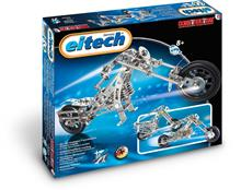 Motocicleta Chopper Eitech (00015)