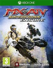 Mx Vs Atv Supercross Encore Xbox One