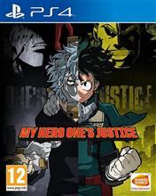 My Hero Ones S Justice Ps4