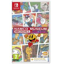 Namco Museum Archives Volume 1 Code In Box Nintendo Switch