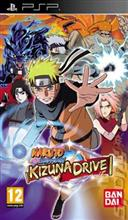 Naruto Shippuden Kizuna Drive Psp
