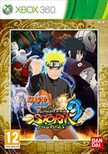 Naruto Shippuden Ultimate Ninja Storm 3 Full Burst Xbox360