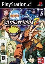 Naruto Ultimate Ninja 2 Ps2