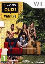 Nat Geo Quiz! Wild Life Nintendo Wii