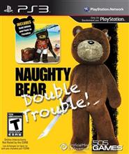 Naughty Bear Gold Double Trouble Ps3