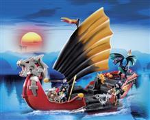 Nava De Lupta A Dragonilor