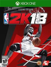 Poza Nba 2K18 Legend Edition Xbox One