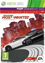Need For Speed Most Wanted (Kinect) Xbox360