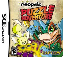 Neopets Puzzle Adventure Nintendo Ds