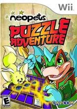 Neopets Puzzle Adventure Nintendo Wii