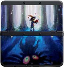 New 3Ds Cover Plate Zelda Majoras Mask