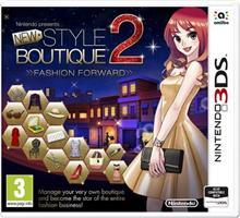 New Style Boutique 2 Fashion Forward Nintendo 3Ds