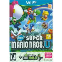 Imagine indisponibila pentru New Super Mario Bros. U With New Super Luigi U Nintendo Wii U