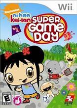Ni Hao Kai-Lan Super Game Day Wii