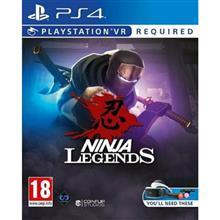 Ninja Legends Ps4 Game (Psvr Required) imagine