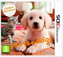 Nintendogs And Cats Golden Retriever With New Friends Nintendo 3Ds