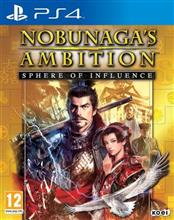 Poza Nobunagas Ambition Sphere Of Influence Ps4