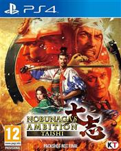 Nobunaga S Ambition Taishi Ps4