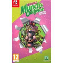 Oddworld Munch S Oddysee Limited Edition Nintendo Switch