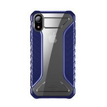 Odporne Etui Baseus Michelin Case Do Iphone Xr (Niebieskie) imagine