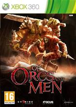 Of Orcs And Men Xbox360