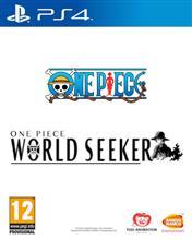 One Piece World Seeker Ps4