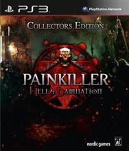 Painkiller Hell And Damnation Collectors Edition Ps3