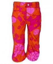 Pantaloni Copii Trei Sferturi 'Candyflower' Upf 80 Marime Mare