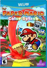Imagine indisponibila pentru Paper Mario Color Splash Nintendo Wii U