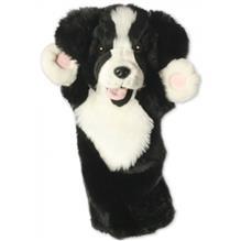 Papusa De Mana Stil Manusa Border Collie - The Puppet Company