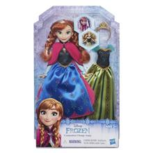 Papusa Disney Frozen Coronation Change Anna