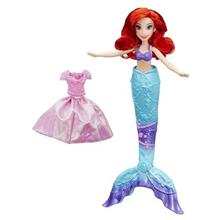 Papusa Disney Princess Spash Surprise Ariel