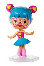 Papusa Mini Barbie Video Game Hero Junior Doll With Heart Glasses imagine