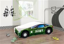 Pat Tineret Mykids Race Car 07 Army-140X70 imagine