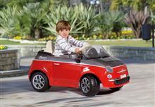 Peg Perego - Fiat 500 Red/Grey
