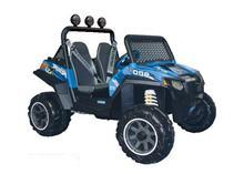 Peg Perego - Polaris Ranger Rzr 900 Blue