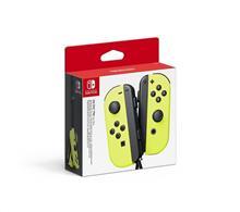Pereche Nintendo Switch Joy-Con Neon Yellow